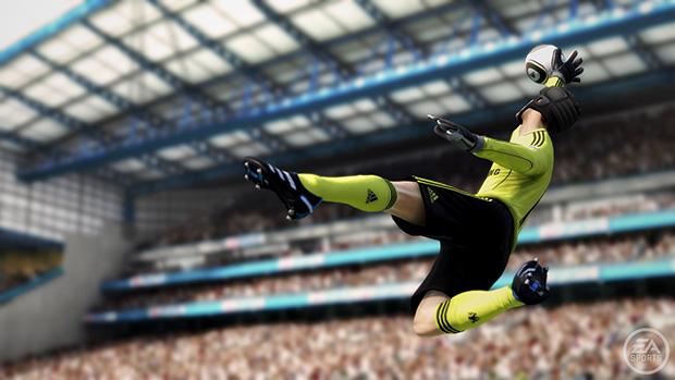 GC 10: FIFA 11 gets Be A Goalkeeper mode, full trailer screenshot