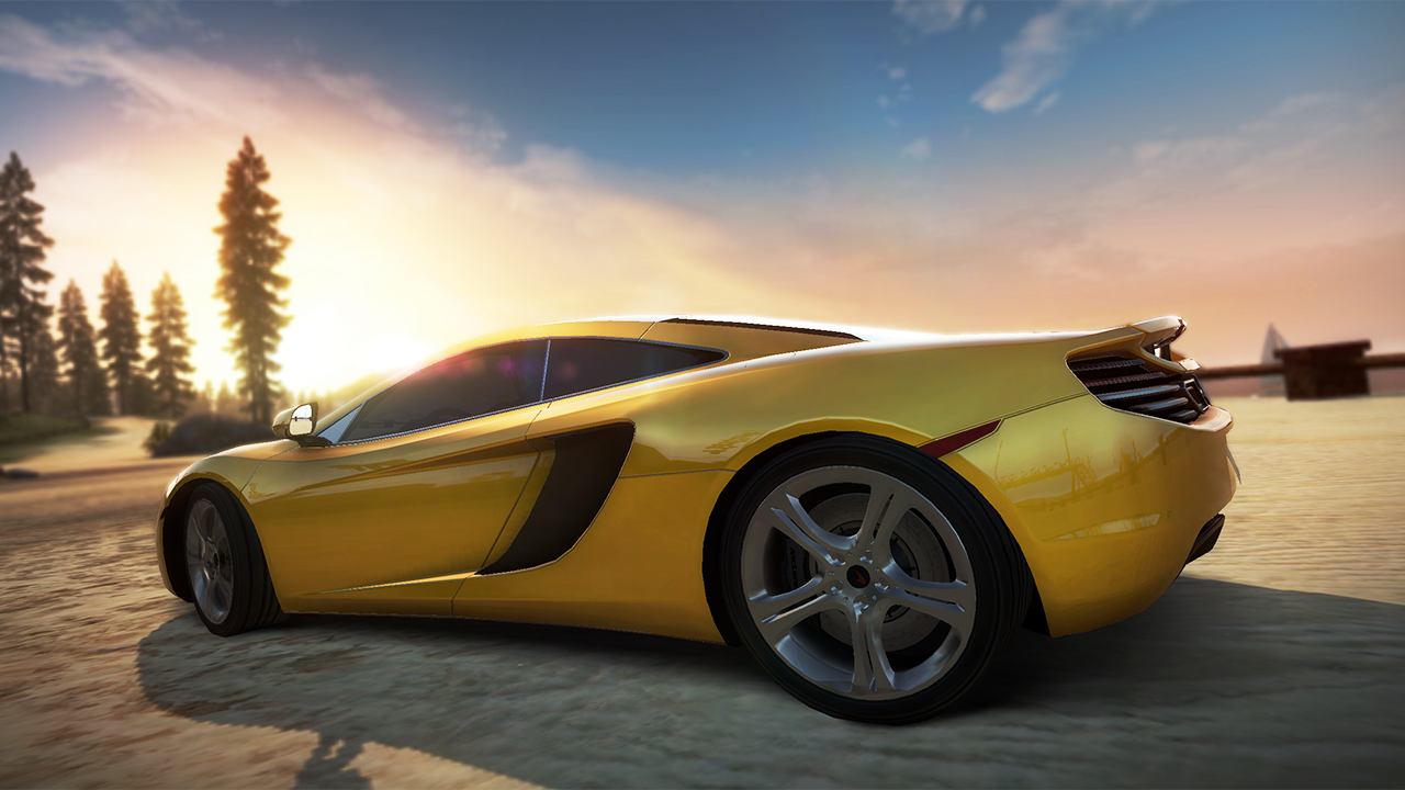 Need For Speed Hot Pursuit Tells Us To Never Settle