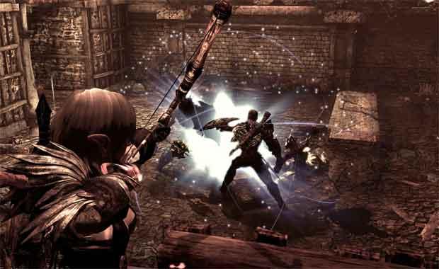 Видеодневник разработчиков игры «Hunted: Кузня демонов»