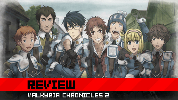 Review: Valkyria Chronicles II photo