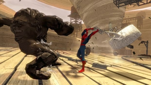 Review: Spider-Man: Shattered Dimensions