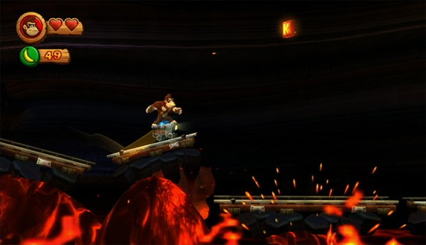 PAX 10: Donkey Kong Country Returns is on the right track photo