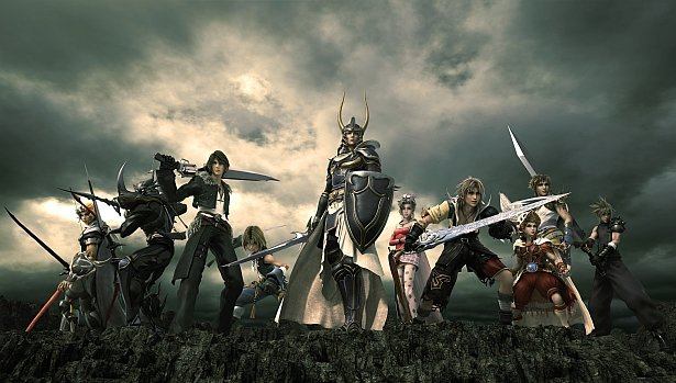 Final Fantasy: Dissidia getting sequel, Dissidia Duodecim photo