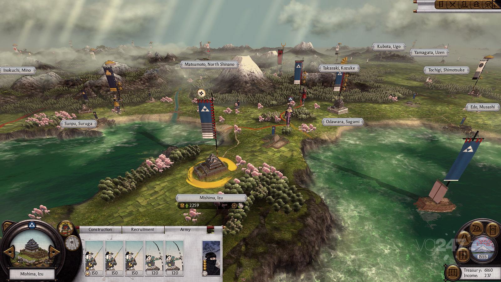 total war shogun 2 demo