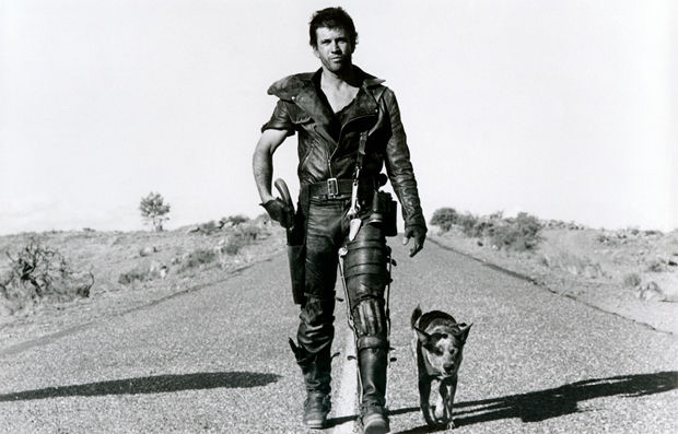 Mad Max 2 dog