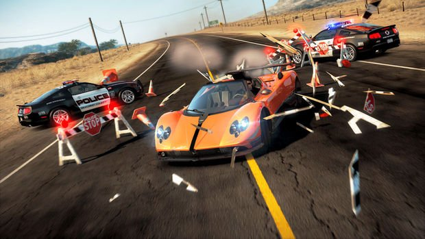 Review Need For Speed Hot Pursuit
