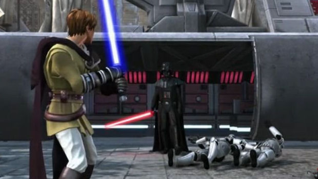 Star Wars Kinect due for Christmas 2011 photo