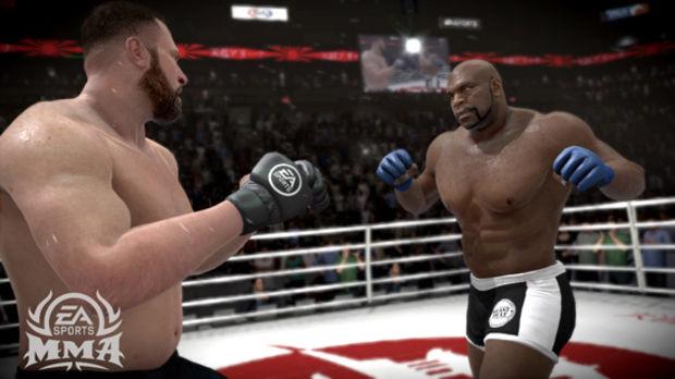 review ea sports mma rh destructoid com EA Sports MMA Career Mode EA Sports MMA Career Mode