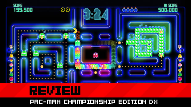Review: Pac-Man Championship Edition DX photo