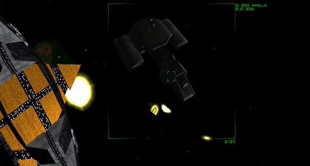 SG-1: Earth Defence mod for Freespace 2