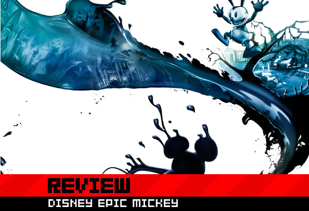 Review: Disney Epic Mickey photo