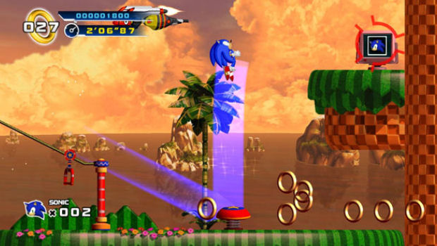 Sonic Team justifies Sonic 4's notorious physics photo