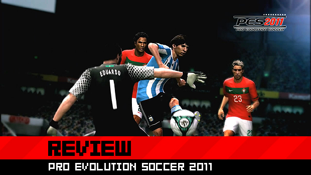 Review: Pro Evolution Soccer 2011 photo