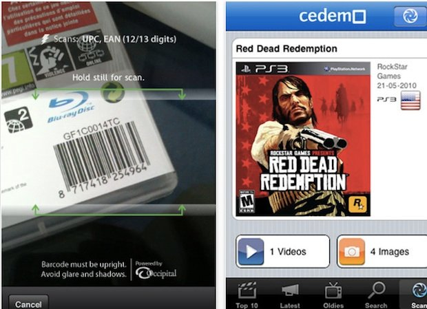 New Xbox One Indie Games : Iphone app lets you scan any game barcode for info