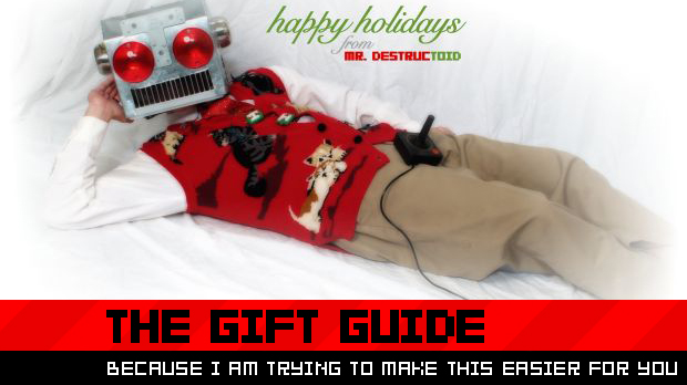 The Destructoid Christmas gift guide photo