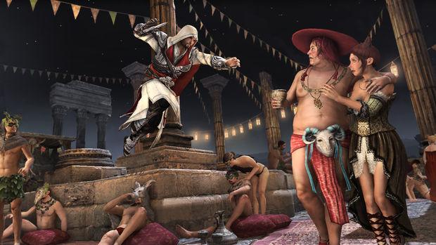 Assassin's Creed sequel possibilitiesexplored in survey photo