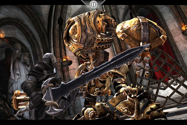 Review: Infinity Blade