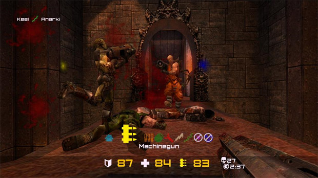 New on XBLA today: X-men, Quake Arena, and The Path of Go