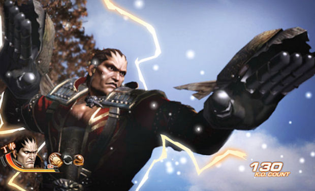 Massage your perineum with new Dynasty Warriors 7 screens photo