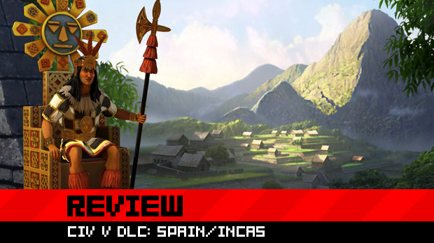Review: Civ V DLC: Spain/Incas photo