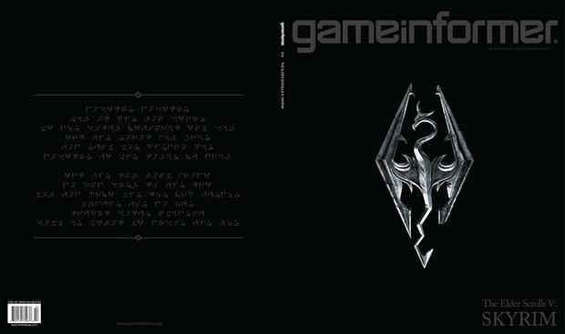 Game Informer's Elder Scrolls