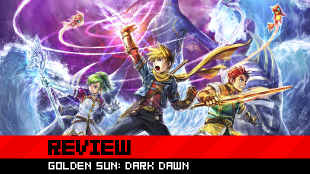 Review: Golden Sun: Dark Dawn photo
