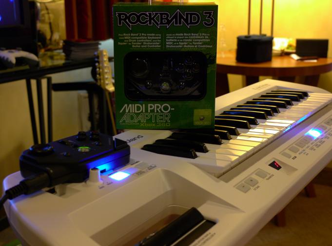 Ces Rock Band 3 Midi Pro Adapter Hits Shelves Full Force