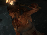 New Tomb Raider screen shots have Lara getting banged up photo