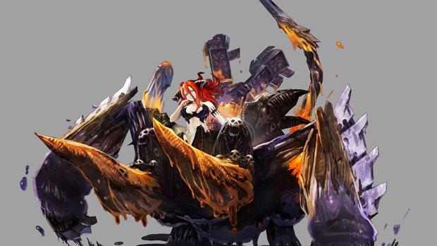 Pre-order God Eater Burst, battle extra crazy monsters
