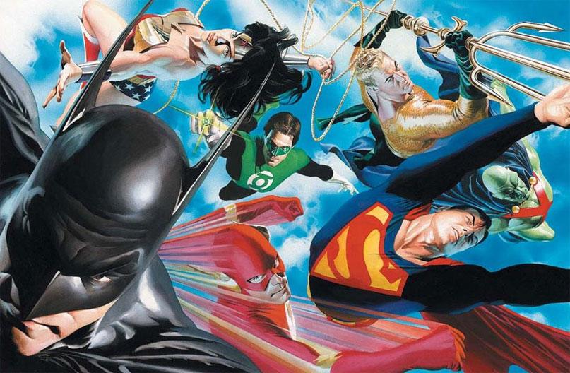 DC Universe Online Second