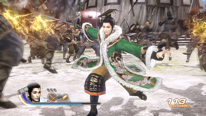 how to use gems in dynasty warriors