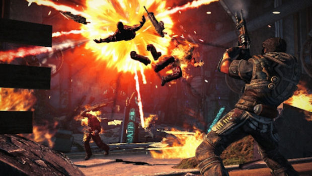 Jimpressions: Bulletstorm demo photo