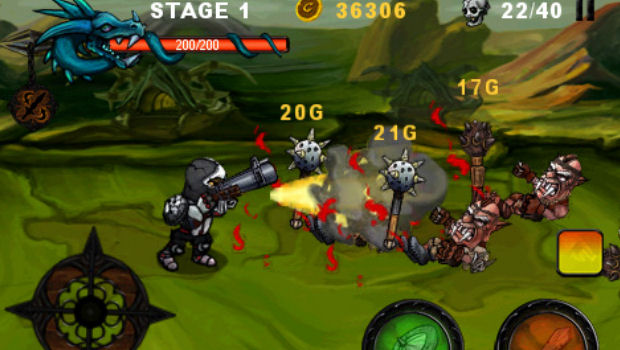 Free App of the Day: Death Knight