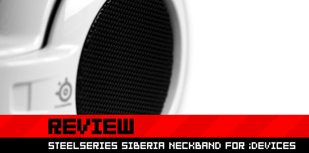 Review: SteelSeries Siberia for iDevices photo