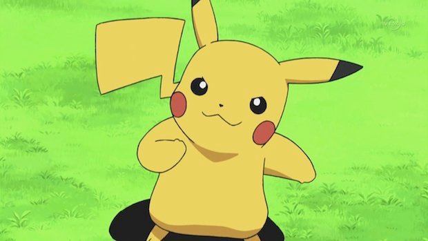 Get Ash S Pikachu From The Black White Tv Series
