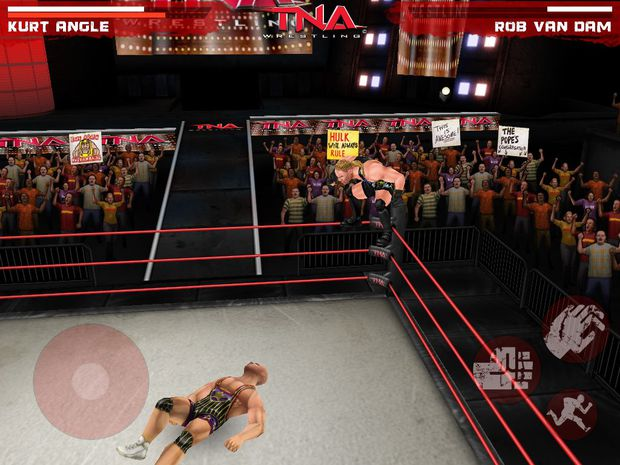on tna impact for ios android destructoid