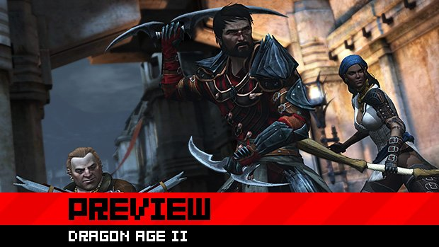 Preview: Dragon Age II photo