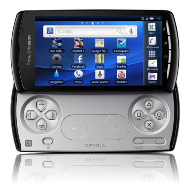 Playstation Phone Xperia Play To Ship This March