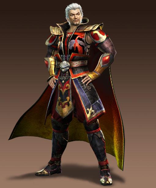 Dynasty Warriors 7: Cao Pi, Sun Jian, Guan Yu And More