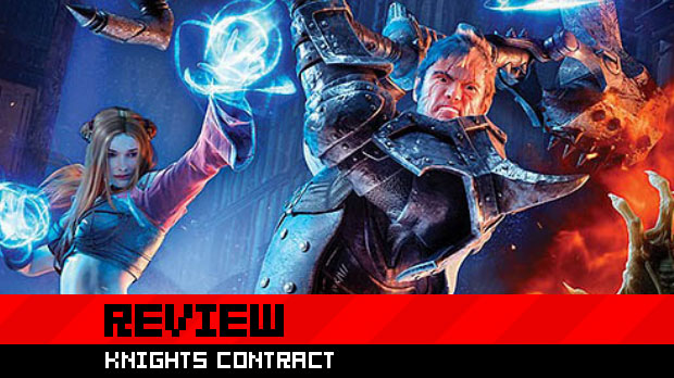 Review: Knights Contract photo