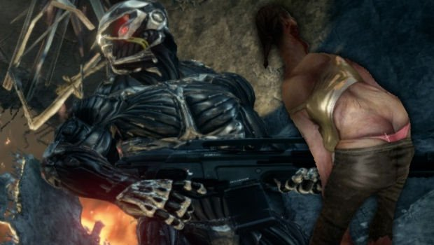 Esrb Crysis 2 Features Corpses With Exposed Buttocks