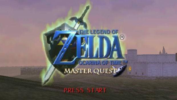 Master Quest también vendrá incluida en Ocarina of Time 3D