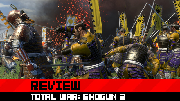 Review: Total War: Shogun 2 photo