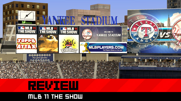 Review: MLB 11 The Show photo
