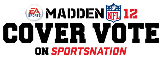 Choose from 32 possible Madden NFL 12 cover athletes