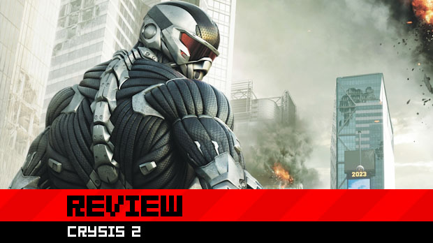 Review: Crysis 2 photo
