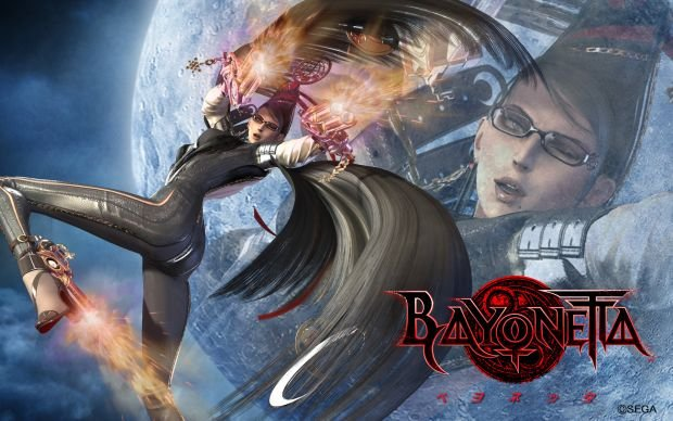 Win Bayonetta and Aliens Vs Predator for Games on Demand! photo