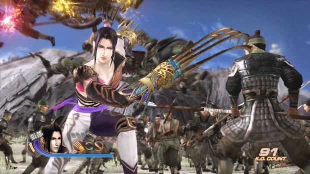 скачать торрент Dynasty Warriors 7 - фото 6