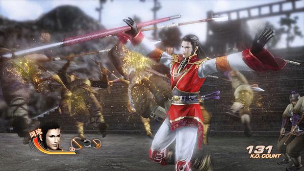 скачать торрент Dynasty Warriors 7 - фото 7