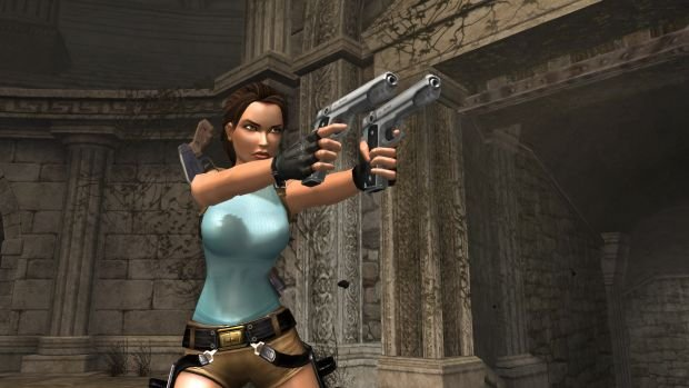 Review Tomb Raider Trilogy